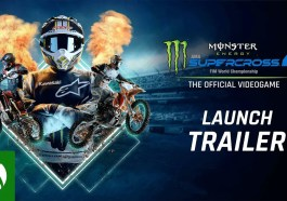 Supercross 4 | Launch Trailer