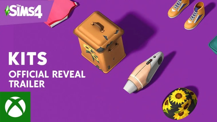 The Sims 4 Kits: Official Reveal Trailer