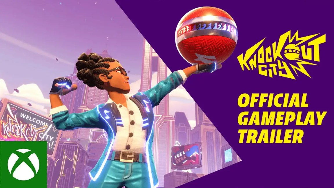 This Is Knockout City: Official Gameplay Trailer