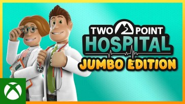 Two Point Hospital: JUMBO Edition - Launch Trailer
