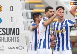 Highlights | Resumo: CD Nacional 0-1 FC Porto (Liga 20/21 #27)