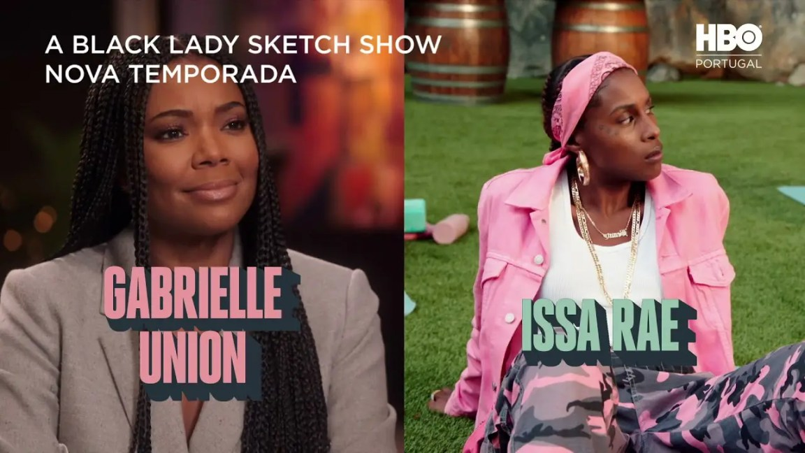 , A Black Lady Sketch Show | Trailer | HBO Portugal