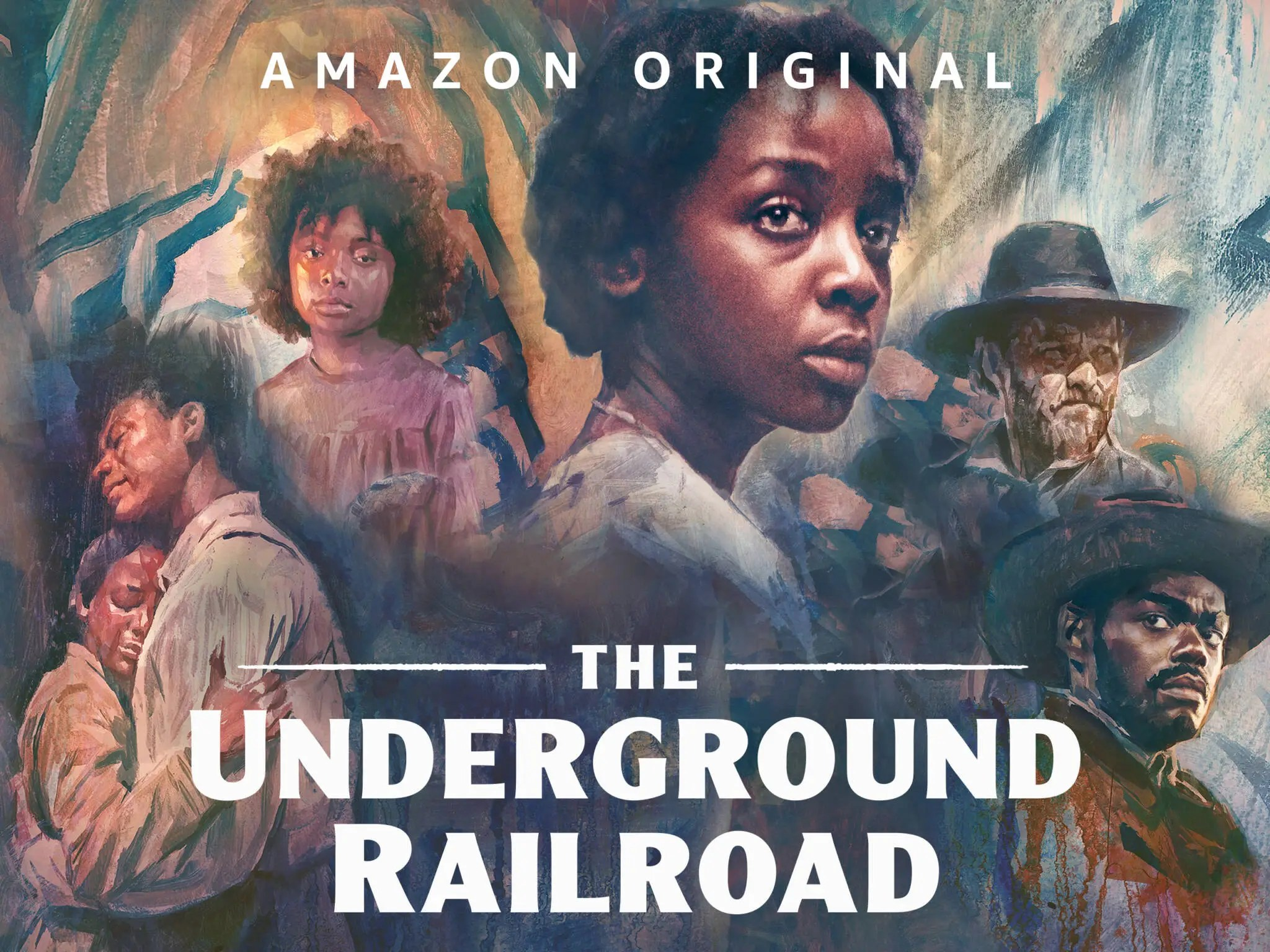 Teaser KA - The Underground Railroad