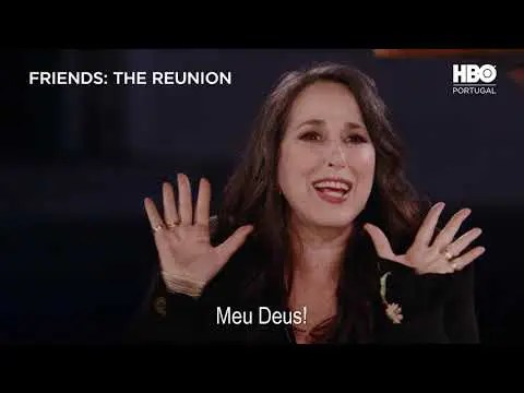Friends: The Reunion | Trailer 2 | HBO Portugal