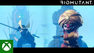 , Biomutant – Explanation Trailer