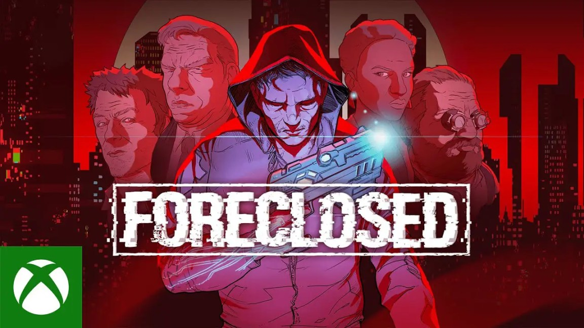 , FORECLOSED Release Date Teaser Trailer
