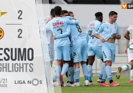 , Highlights | Resumo: Moreirense 2-2 CD Nacional (Liga 20/21 #31)
