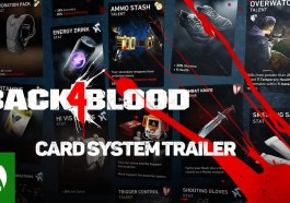 , Back 4 Blood – Card System Trailer