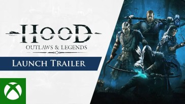 , Hood: Outlaws & Legends – Trailer de lançamento
