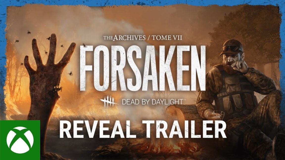 , Dead by Daylight | Tome VII: FORSAKEN Reveal Trailer