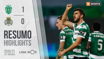 , Highlights | Resumo: Sporting 1-0 Boavista (Liga 20/21 #32)