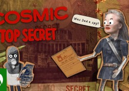 , Cosmic Top Secret Pre-Order Trailer