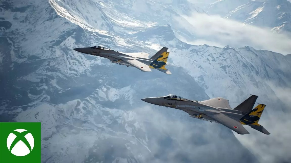ACE COMBAT 7: Skies Unknown - JADSF Trailer, ACE COMBAT 7: Skies Unknown – JADSF Trailer