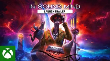 In Sound Mind – Launch Trailer – Available Now, In Sound Mind – Trailer de lançamento – Available Now