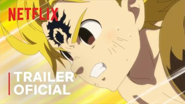 The Seven Deadly Sins: Cursed by Light | Trailer oficial | Netflix