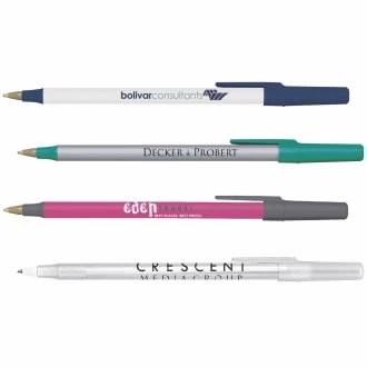 bic round stic pen