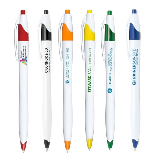 custom budget pen