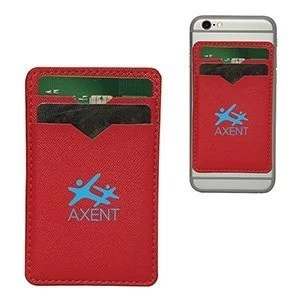 RFID Smartphone Wallet -red
