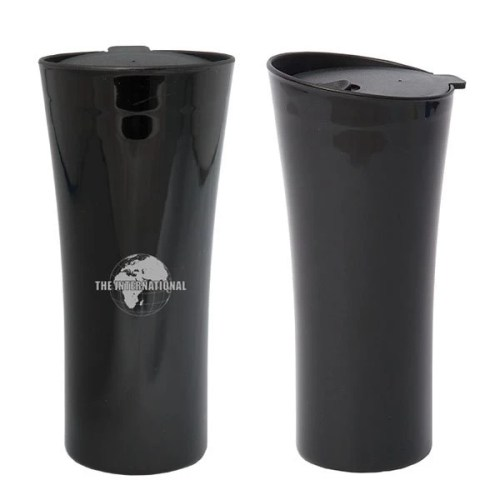 Liberty Travel Tumbler - black