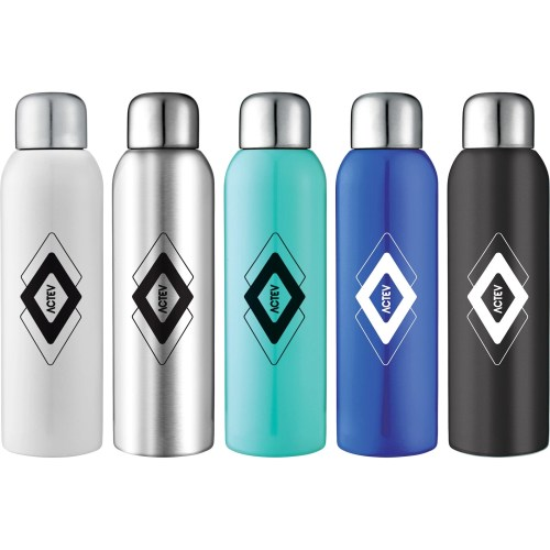 Guzzle Stainless Steel Sports Bottle