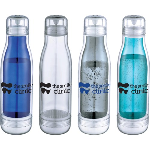 Spirit Tritan Sport Bottle with Glass Liner