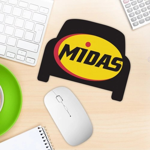Car shape mouse pad