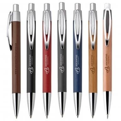 Custom Bamboo Pens