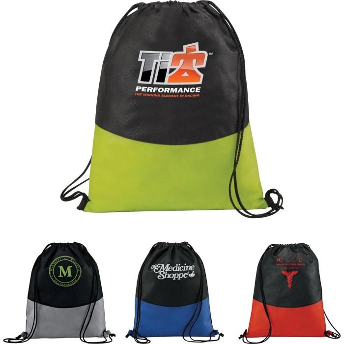 Non-Woven Drawstring Sportspack