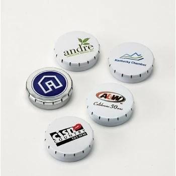 Snap Lid Custom Mint Tins