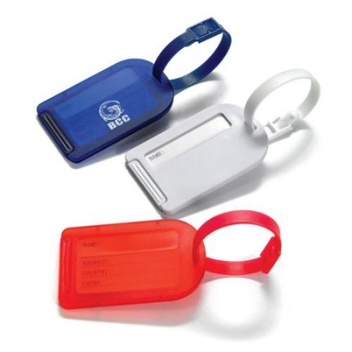 Plastic Luggage Tag