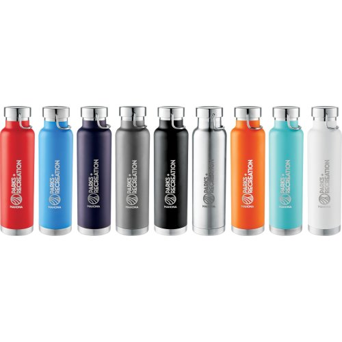 Copper Vacuum Insulated Water Bottle