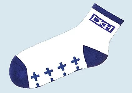 Custom Quarter Crew Socks