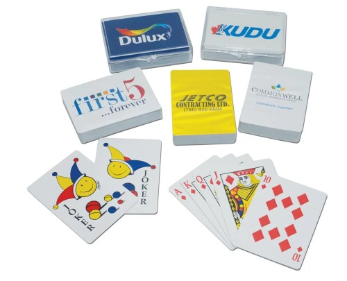 Full-Color Promotional Playing Cards