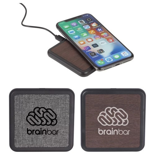 Wireless Custom Phone Charging Pad