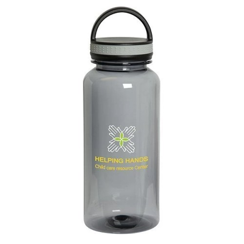 BPA Free Custom Acrylic Water Bottle