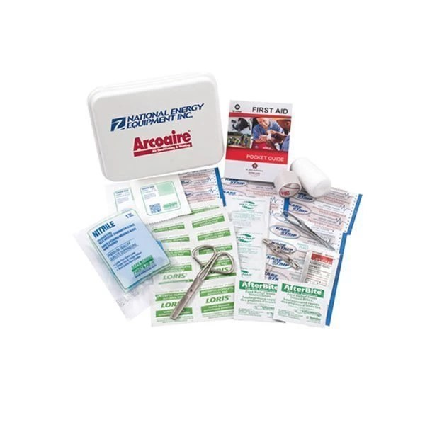 Home Essentials Promotional First Aid Kit