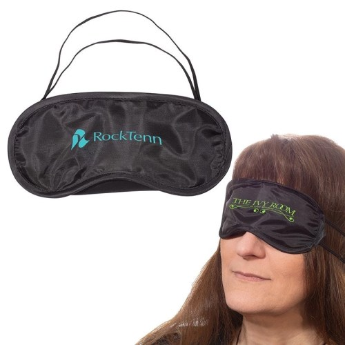 Custom Travel Sleeping Mask | CanPromos©