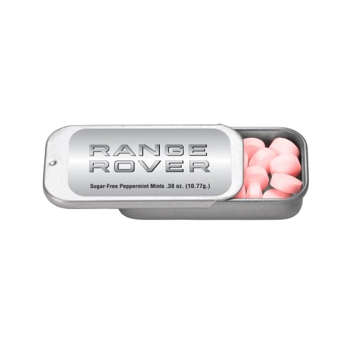 Rectangular Slider Tin Mints