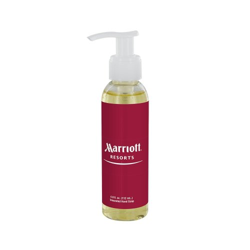 Promotional Liquid Soap - 4 oz.