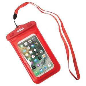 Custom Waterproof Phone Pouch