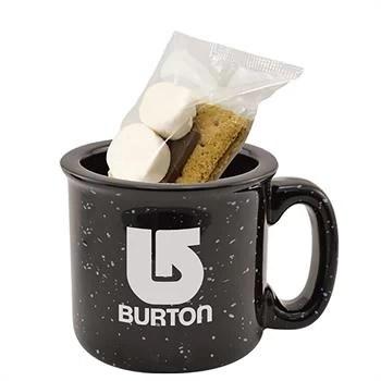 Camping Mug Smores Kit
