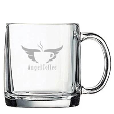 Nordic Custom Glass Mug