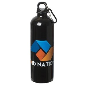 Stainless Steel Custom Water Bottle – 25 oz.