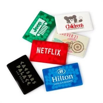 Rectangle Credit Card Custom Mints