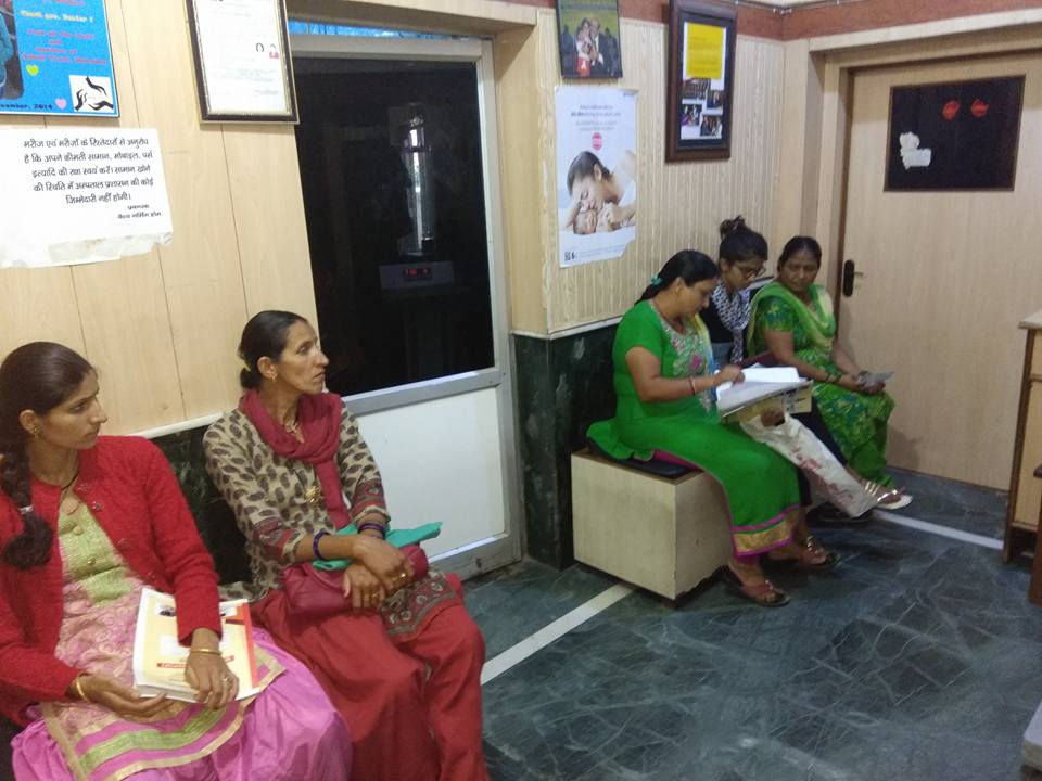 Free Breast Cancer Screening Camp with Dr. MeenuVaish at Vaish Nursing Home, Dehradun