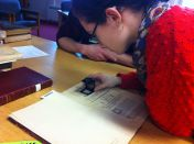 Intern Charlotte takes a closer look at the intricacies of the font.