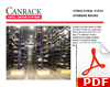 Structural Steel Storage Racks Product Information