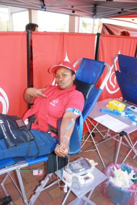 Donate Blood - Help a Cancer Patient Fight Cancer...