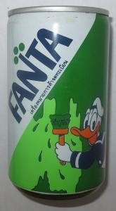 Thailand Fanta Green Disney
