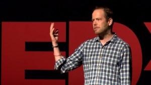 This talk isn't very good. Dancing with my inner critic   Steve Chapman   TEDxRoyalTunbridgeWells